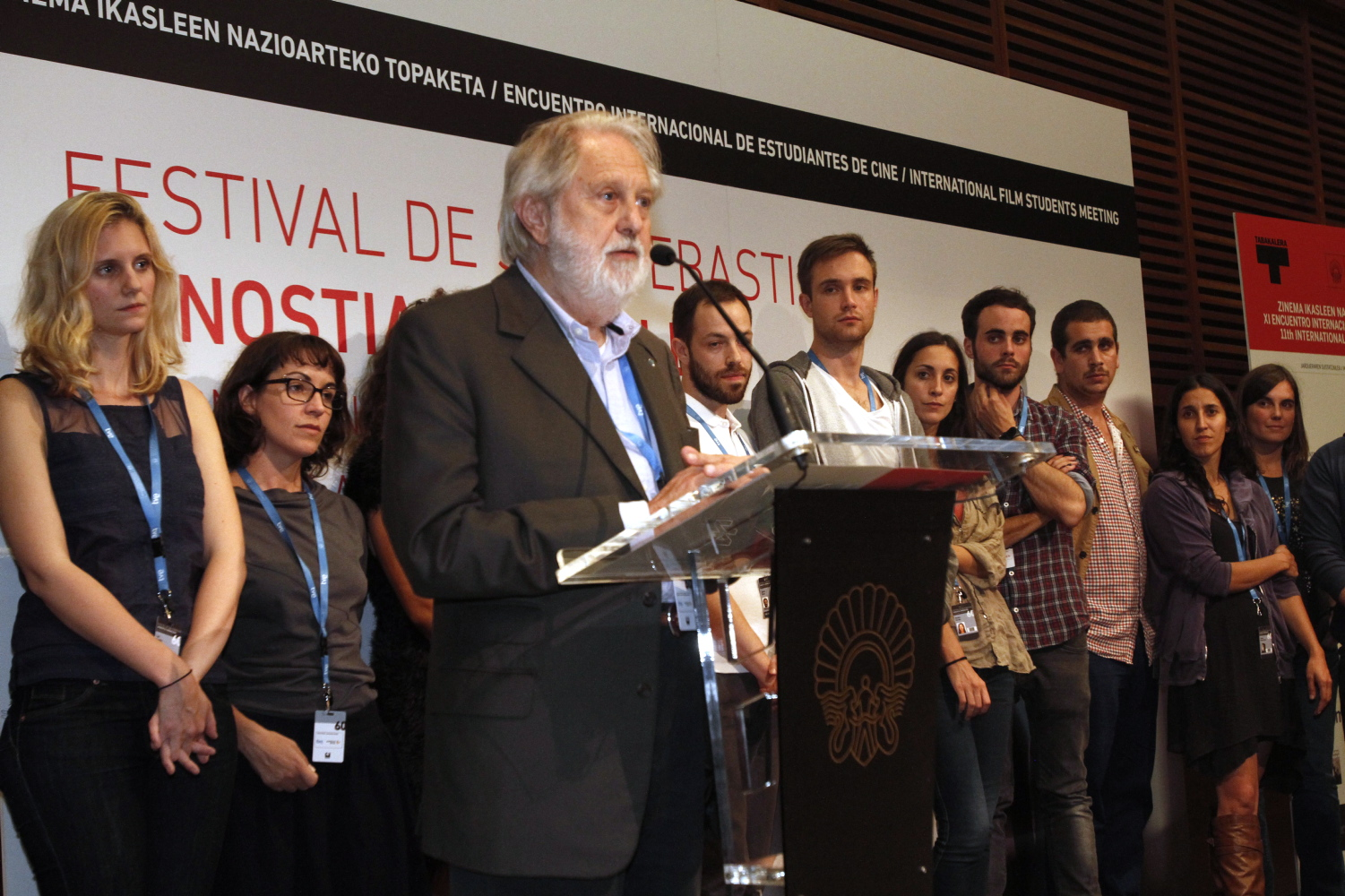 Lord David Puttnam (Jury Chairman)