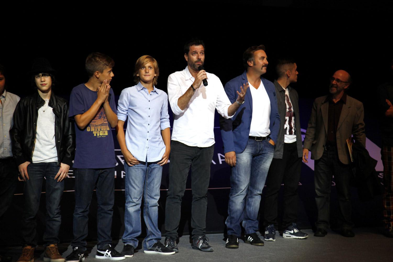 The way it was 2013 :: Velodrome :: Marcos Ruiz, Daniel Cerezo, Raúl ...