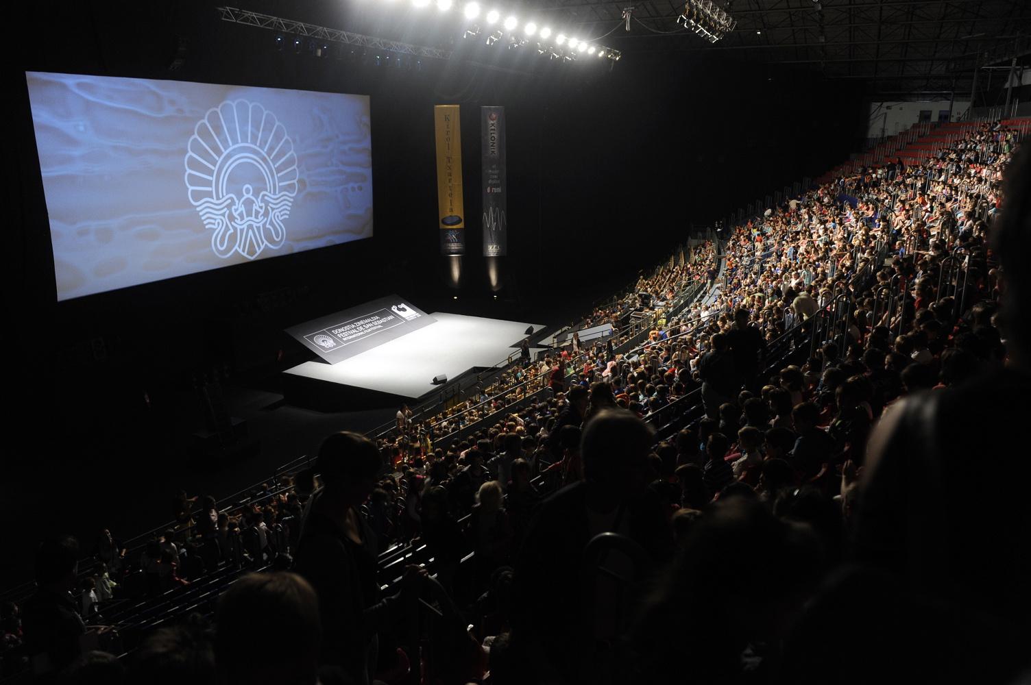 Resultado de imagen de festival de cine de san sebastian velodromo