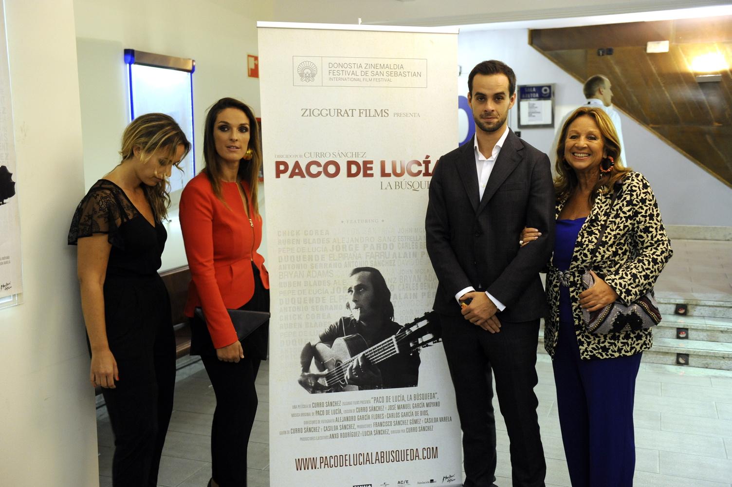 Paco de Lucia Casilda Varela Casilda s Nchez Varela Luc a