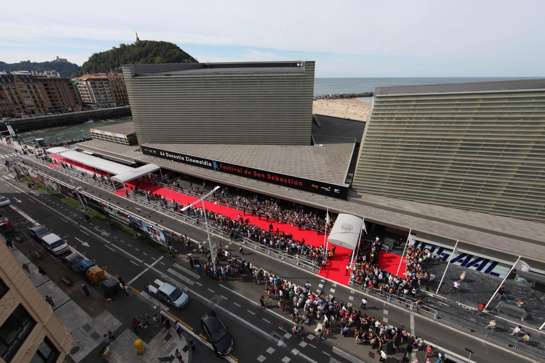 Resultado de imagen de festival de cine de san sebastian kursaal