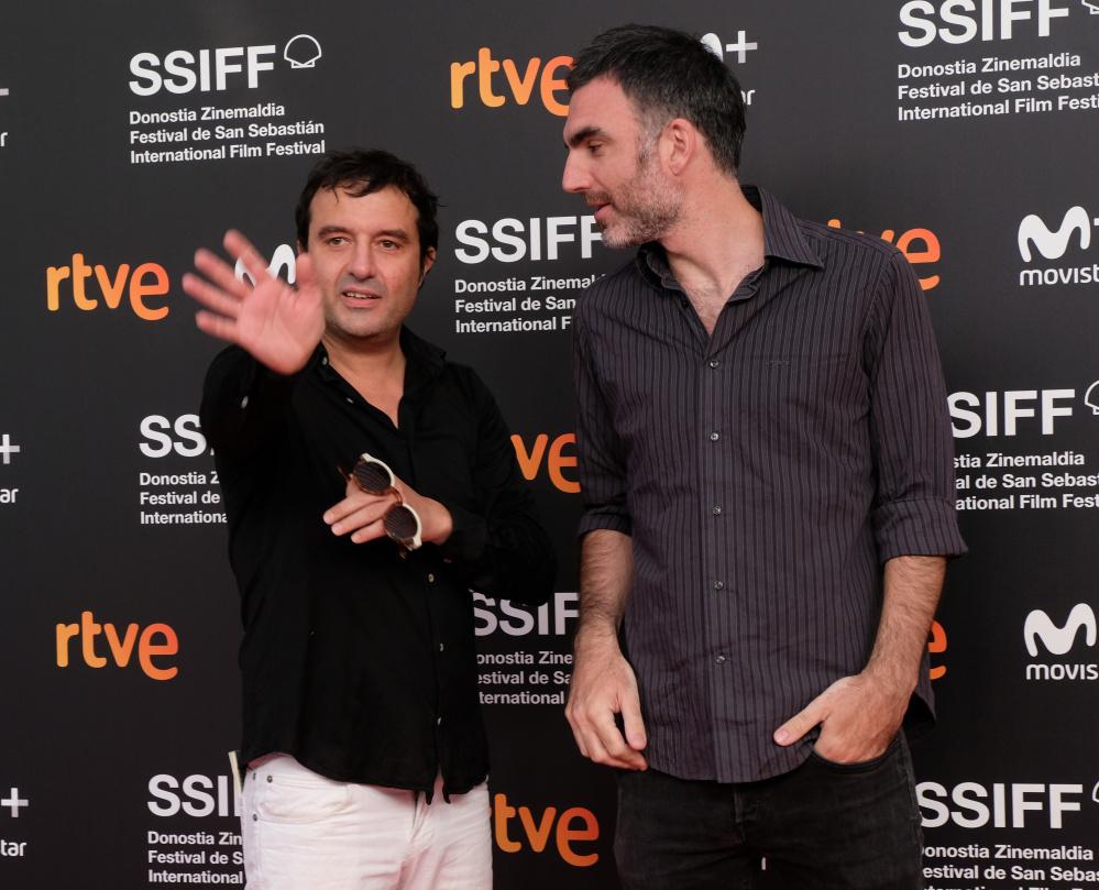 San Sebastian Film Festival Iciar Bollain Isaki Lacuesta