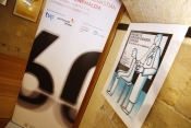 'Posters for Film Festivals' exhibition