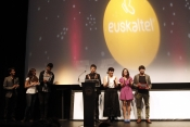 Presentation of Euskaltel Youth Award