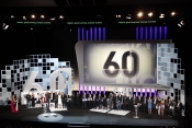 ALL THE REWARDED OF THE 60TH EDITION