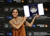 Macarena García - SILVER SHELL FOR BEST ACTRESS