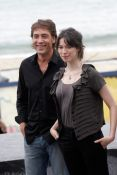Javier Bardem y Rebeca Hall