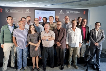 Press Conference. Culinary Zinema: Film and gastronomy