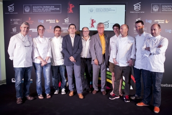 "The protagonists of ""Culinary Zinema: Film and Gastronomy"