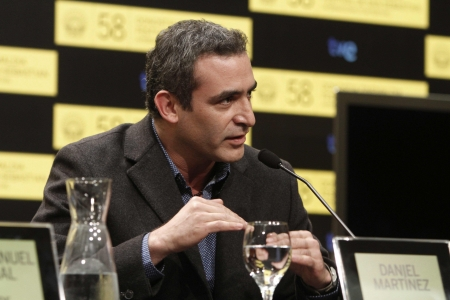 San Sebastian International Film Festival :: Chicogrande Felipe Daniel Martinez