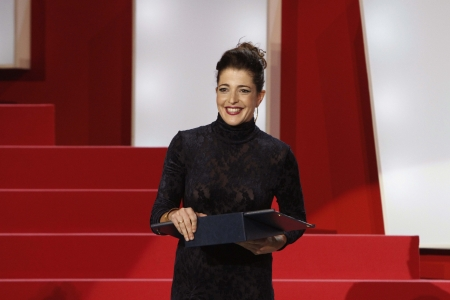 Nora Navas: Silver Shell for Best Actress ('Pa negre')