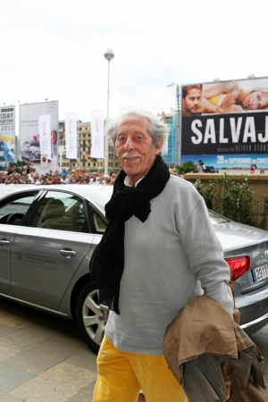 Arrival of Jean Rochefort