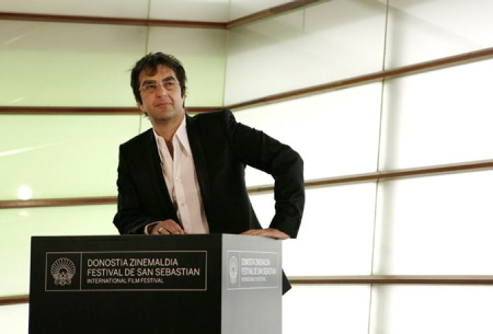 Director Atom Egoyan during the photocall