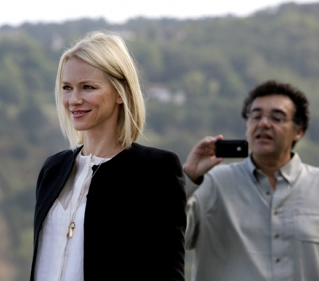 Naomi Watts and Rodrigo Garc�a