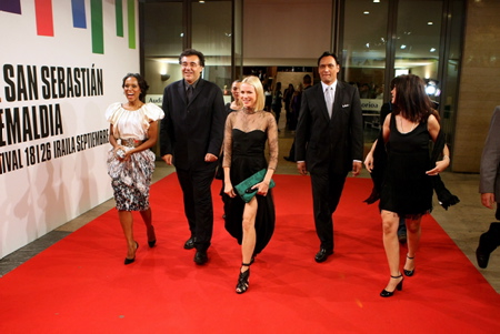 Kerry Washington, Rodrigo Garc�a, Naomi Watts, Jimmy Smits, Julie Lynn