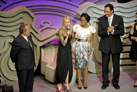 Mikel Olaciregui, Naomi Watts, Kerry Washington, Jimmy Smits