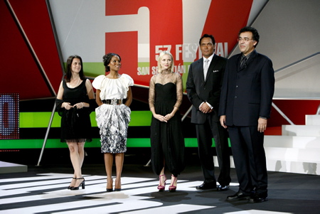 Julie Lynn, Kerry Washington, Naomi Watts, Jimmy Smits, Rodrigo Garc�a