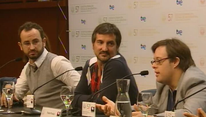 Press Conference ''Yo, también''