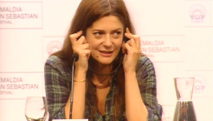 Press Conference ''Making Plans for Lena''