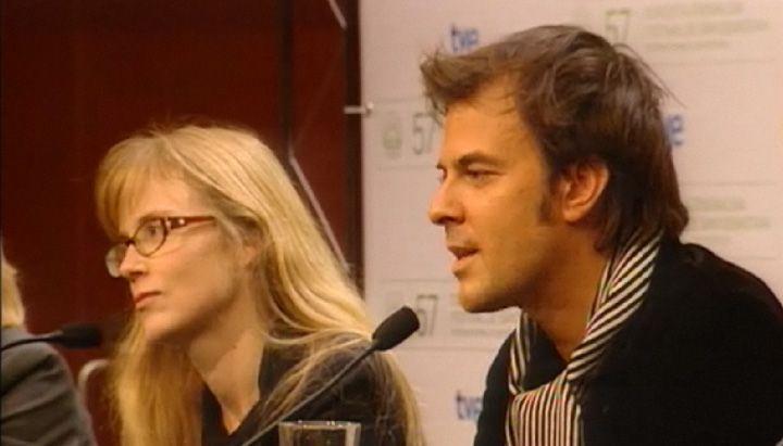 Press Conference ''Le refuge''