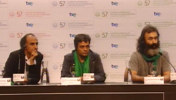 Press Conference ''Keshtzar haye sepid / The White Meadows''