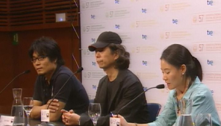 Press Conference ''Yeong-do Da-ri / I Came from Busan''