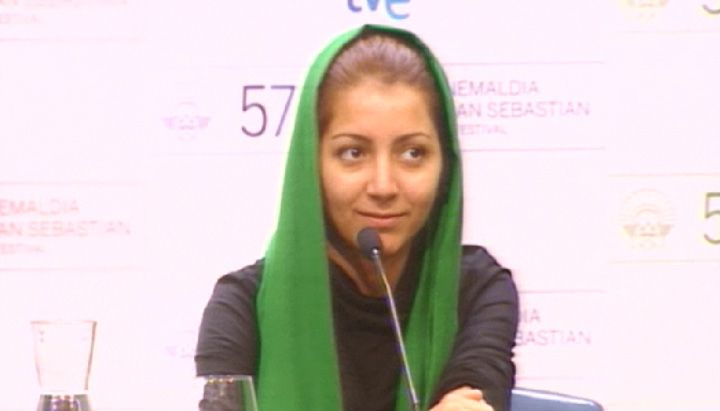 Press Conference ''Ruzhaye sabz / Green Days''