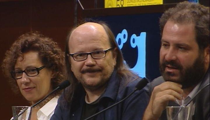 Rueda de prensa ''El Gran Vázquez''