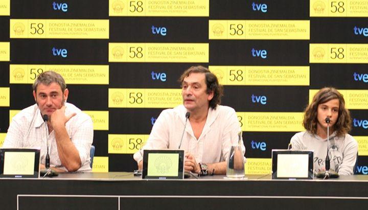 Press Conference ''Black Bread''