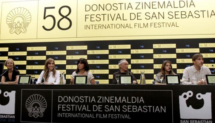 Press Conference ''Elisa K''