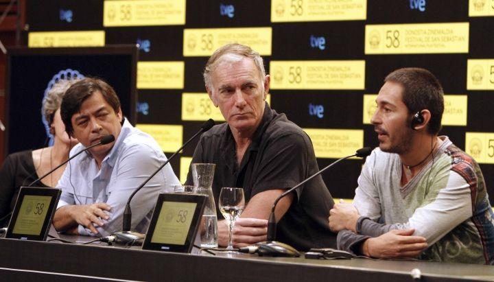 Press Conference ''Amigo''