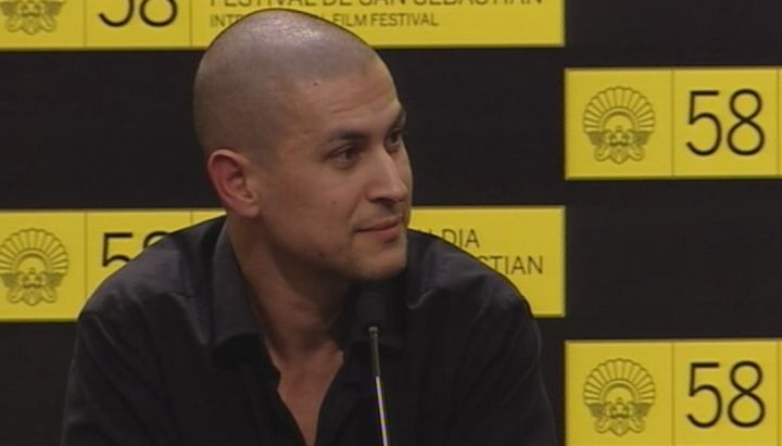 Press Conference ''Buried''