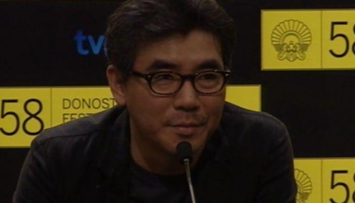 Press Conference ''Akma-reul Bo-at-da / I Saw the Devil''
