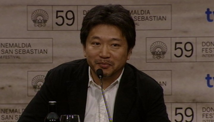 Rueda de prensa ''Kiseki / I  Wish '' (Sección Oficial)