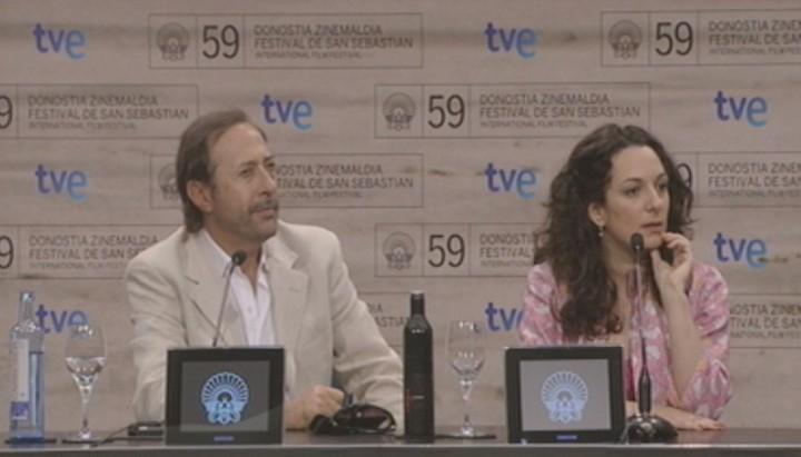Rueda de prensa ''Los Marziano'' (Sección Oficial)