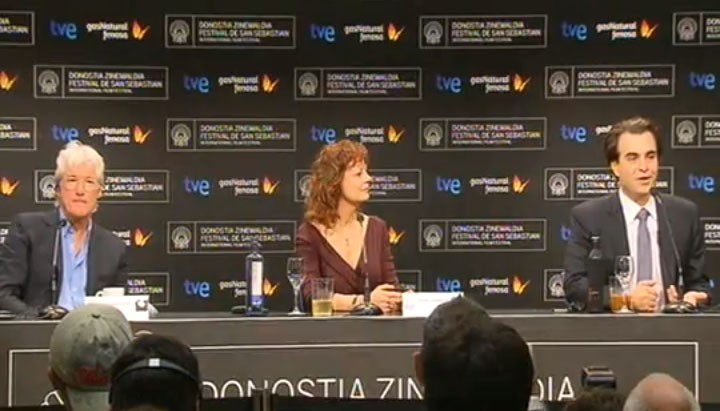 Press conference ''Arbitrage'' (Official selection)