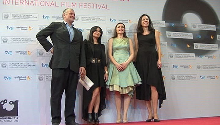 Photocall ''Die Lebenden/ The dead and the living''