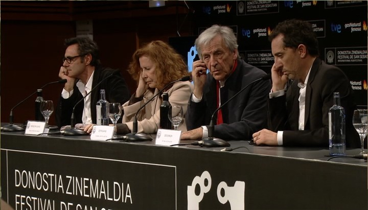 Press conference ''Le Capital'' (Official selection)