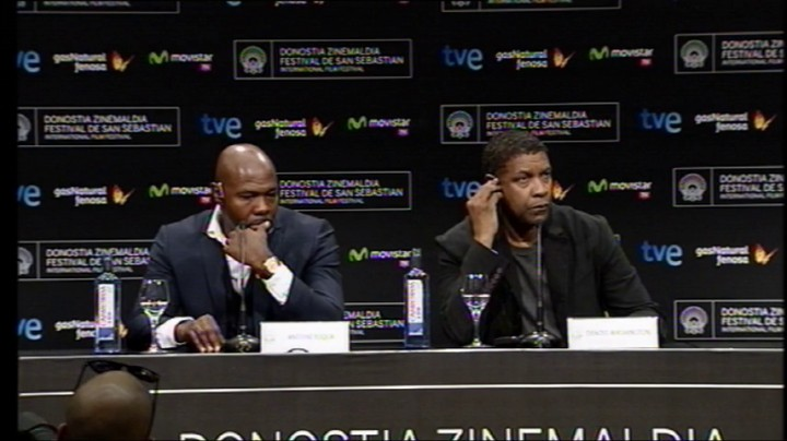 Press conference  ''The equalizer'' (S.O)