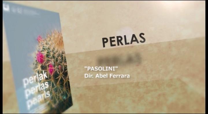 ''Pasolini''ren eguna