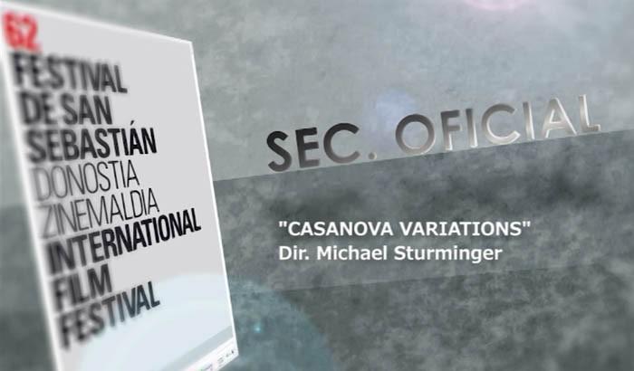 ''Casanova Variations'' (S.O) -ren eguna