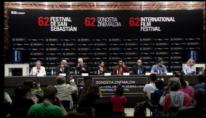 Press conference ''Tigers'' (S.O)