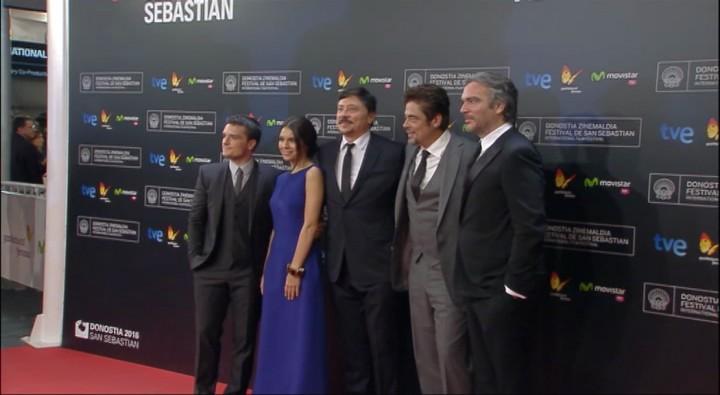 Red Carpet:  ''Escobar: Paradise Lost'' (S.O)