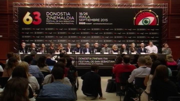 Press Conference ''Mi gran noche' (S.O)