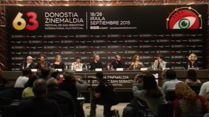 Press Conference ''El Apóstata'' (S.O)