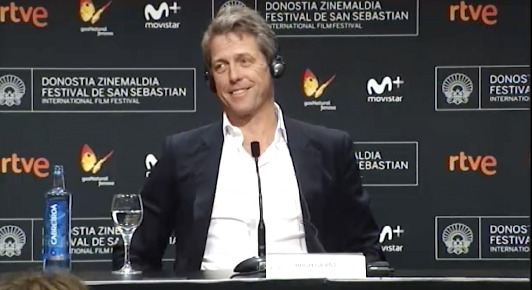 Press Conference ''Florence Foster Jenkins'' (Pearls)