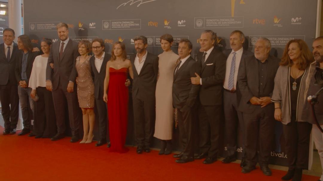 Red Carpet: ''El Hombre de las Mil Caras''