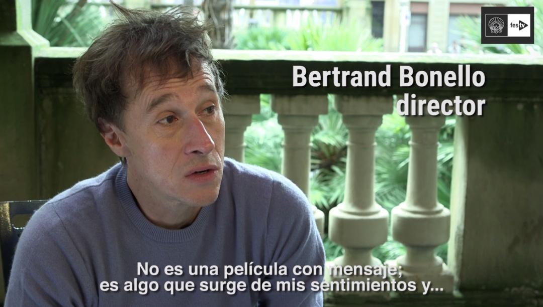 Interview with Bertrand Bonello (Nocturama) - 2016