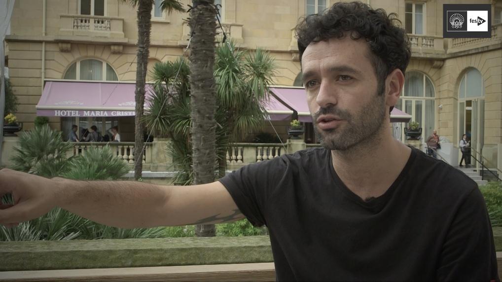 Interview with Rodrigo Sorogoyen, Antonio de la Torre y Roberto Álamo (Que Dios nos perdone) - 2016