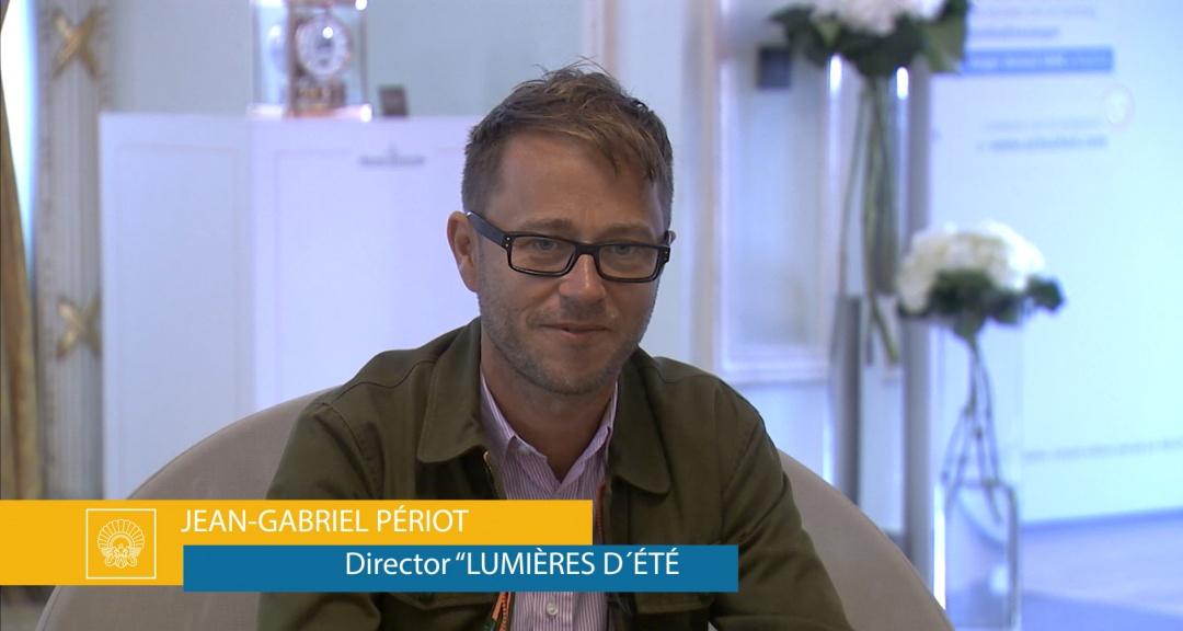 Interview with Jean-Gabriel Périot (Lumiéres D`été) - 2016